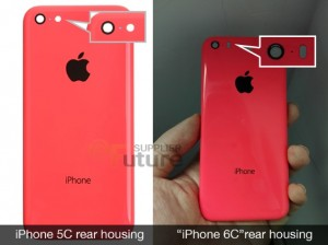 iphone 6c iphone 5c rear shell leaked futuresupplier