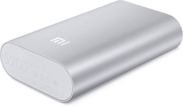 mi power bank 5200mah