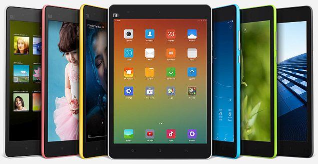 mipad tablet models