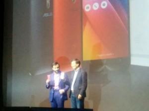 Asus Zenfone 2 Launch (Saif Ali Khan & Jerry Shen)