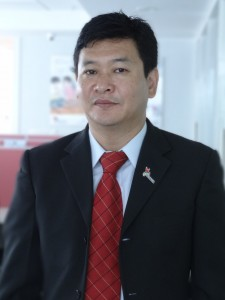 Mr. Richard Tan, MD & Director, ADATA Technology India Pvt Ltd.