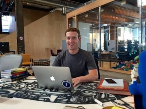 mark zuckerberg facebook press