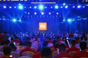 xiaomi product launch china fb feed