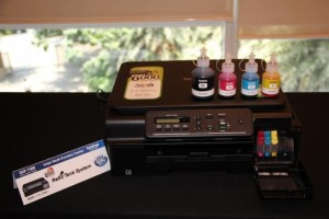 Bronther_Ink Jet_ Printer