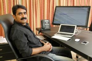 Mr. Uday Reddy, Founder of YuppTV