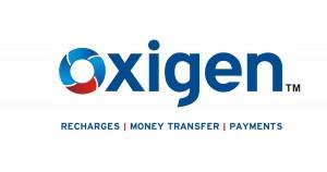 Oxigen logo - 3 lines