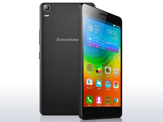 lenovo a7000 screen official