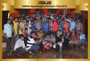ASUS Aqua Magica Trip 2015