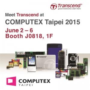 Transcend at Computex 2015