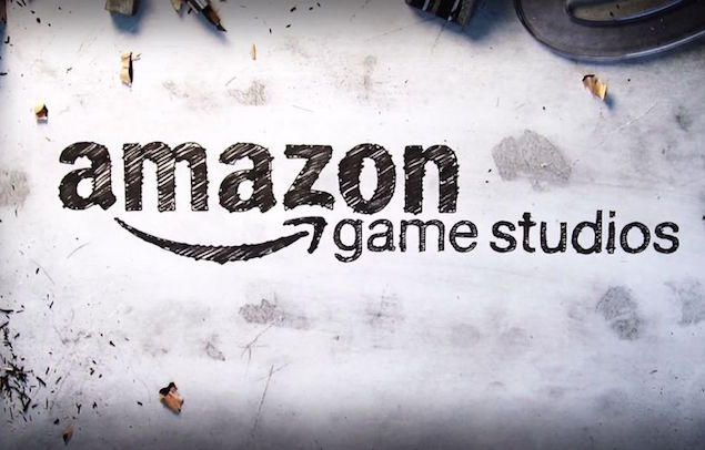 amazon game studios logo amazon