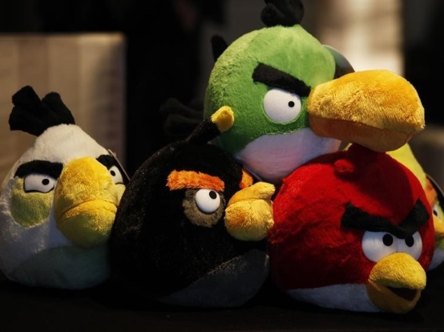 angry bird toys