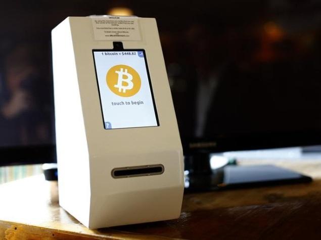 bitcoin atm machine