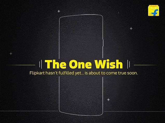 flipkart oneplus one teaser