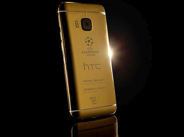 htc one gold limited edition