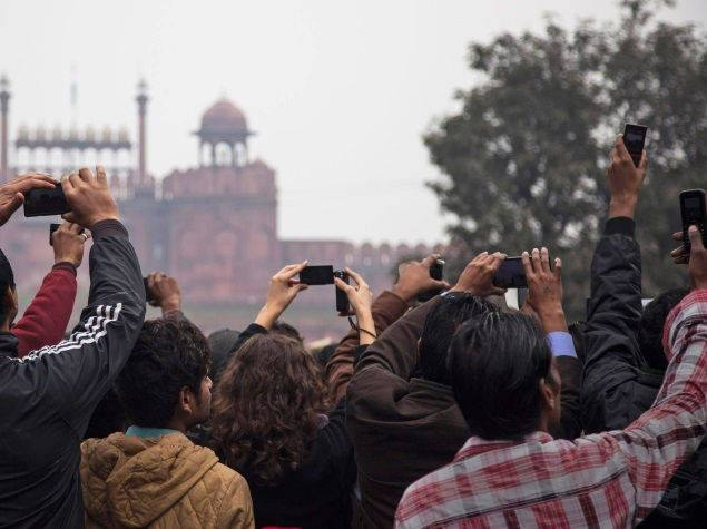 republic day mobile users