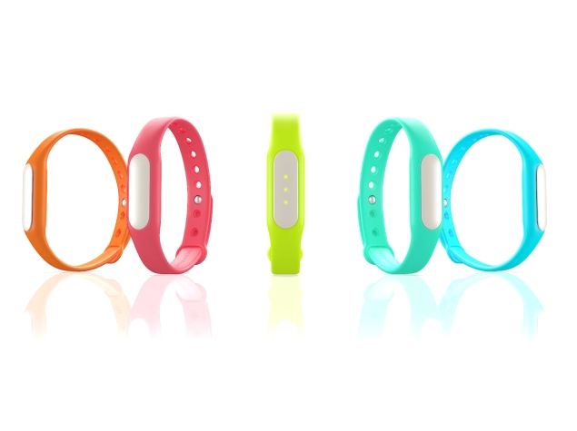 xiaomi mi band colours