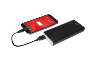 12000mAh powerbANK - SIDE