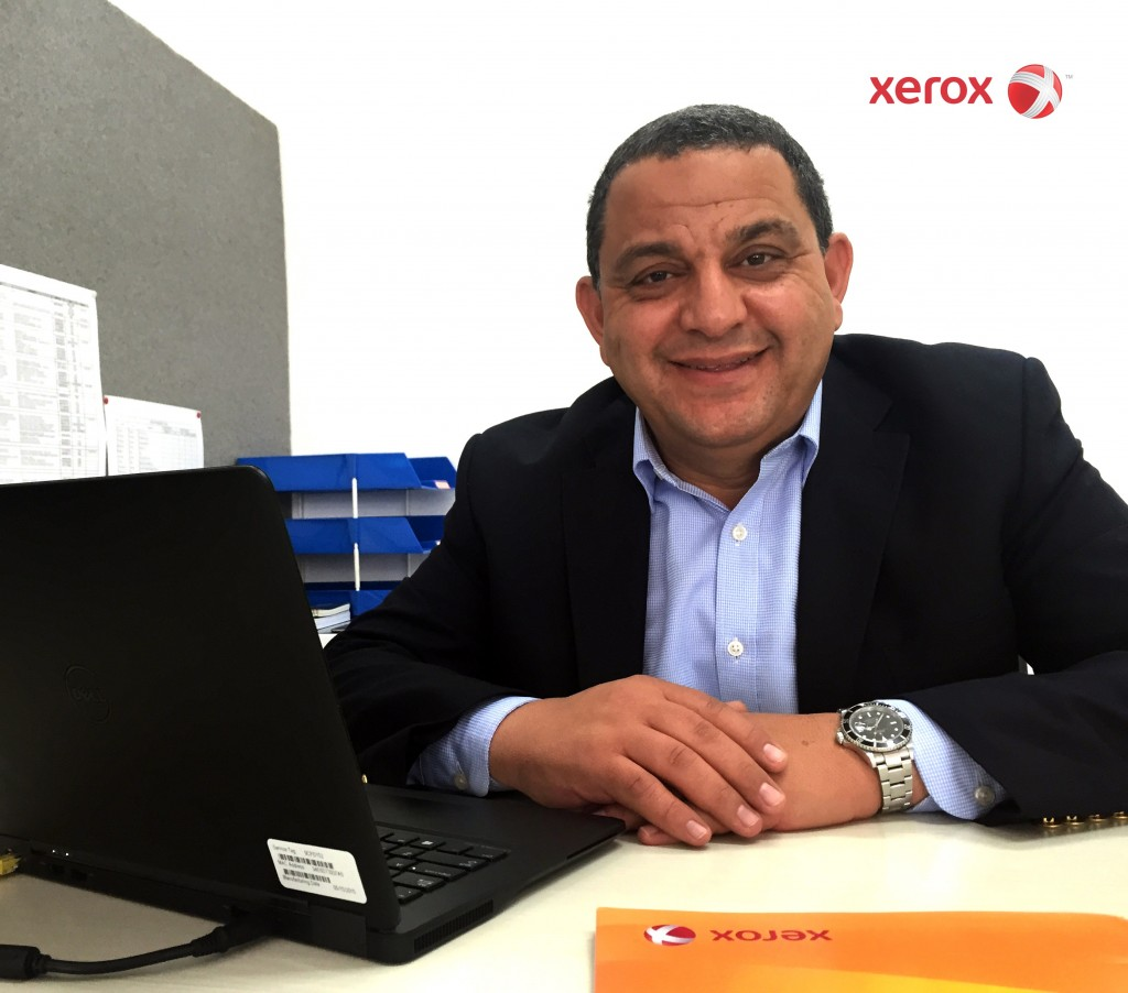 Ashraf ElArman, Managing Director, Xerox