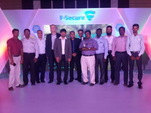 Channel Partners_Juha Ollila, F-Secure VP Corporate Sales & Amit Nath, F-Secure Country Manager – IndiaSAARC