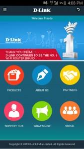 D-LINK CONNECT App_Screenshot_2