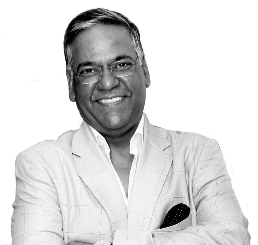 Mr. Pramod Saxena, Founder & CMD, Oxigen Services