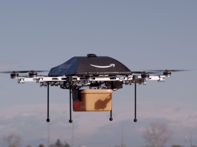 amazon prime air 1 official