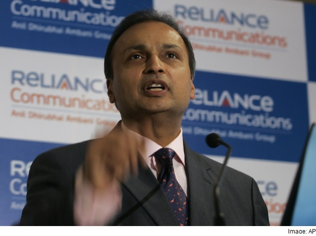 anil ambani reliance communications
