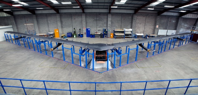 aquila drone facebook press
