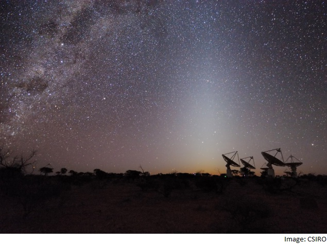 csiro telescopes
