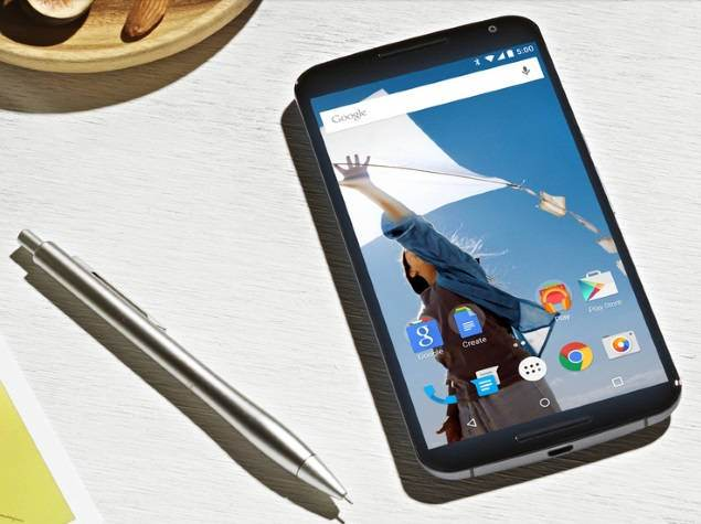 google nexus 6 pen