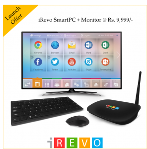 iRevo Press Release Offer Image