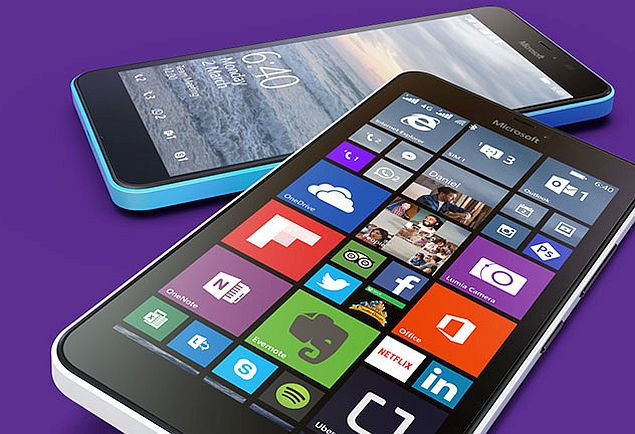 microsoft lumia handset generic press image