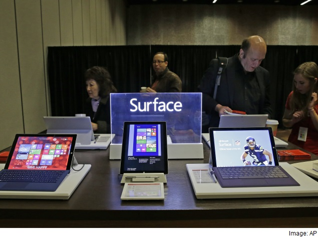 microsoft surface tablet store