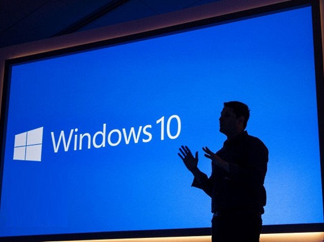 microsoft windows 10 event official