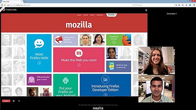 mozilla firefox browser generic
