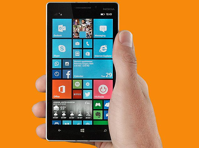 nokia windows phone hands generic