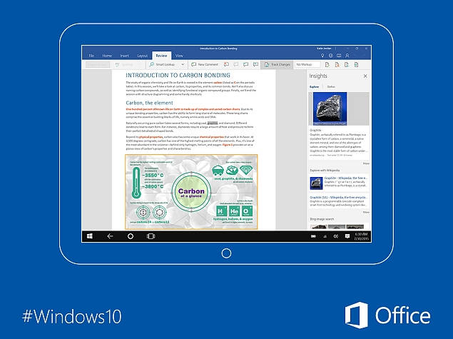 office mobile apps windows 10 microsoft blog