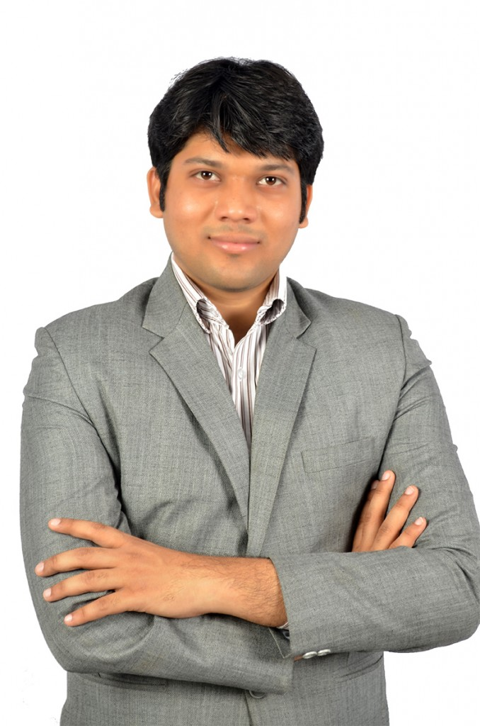 Mr Pratik Jain, Co-Founder, MyOperator