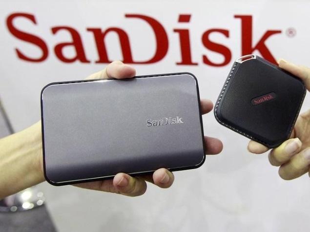 sandisk portable drives