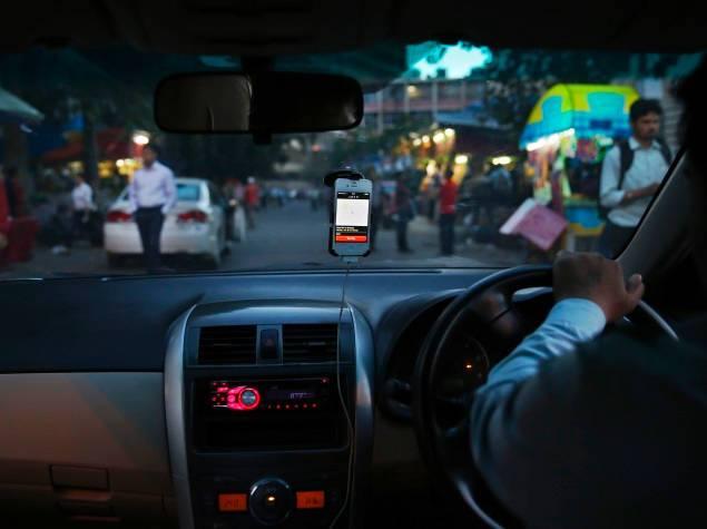 uber app usage