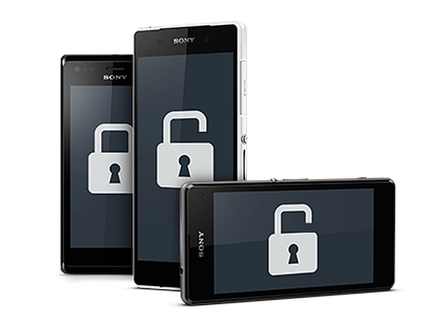 unlockbootloader sony xperia phones