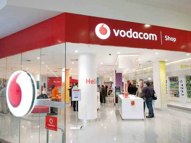 vodacom shop official
