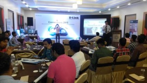 D-Link Connection 2015 at Jaipur