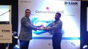 D-Link Connection 2015 at Trivandrum