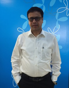 Suresh Bagrodia, Chief Financial Officer (CFO), Uninor