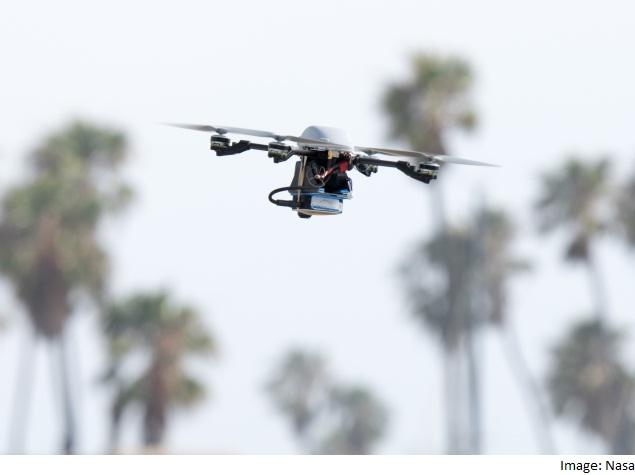 drone nasa