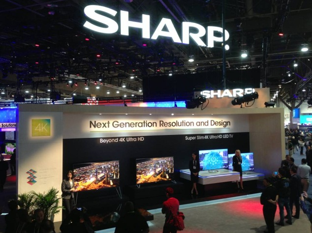 sharp event