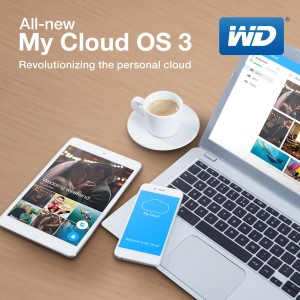 My Cloud OS3
