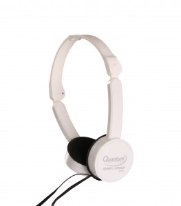 QHM_485 Headphone (White)