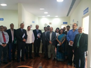 Stalwarts from Indian Industry at AIT Pune on occasion of CII Innovation Meet (1)